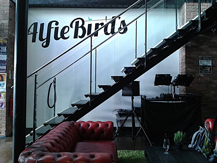 Alfie Birds – Gourmet Eats and Beats [closed]