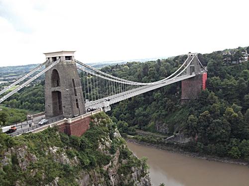 Travel Notes | Clifton Suspension Bridge