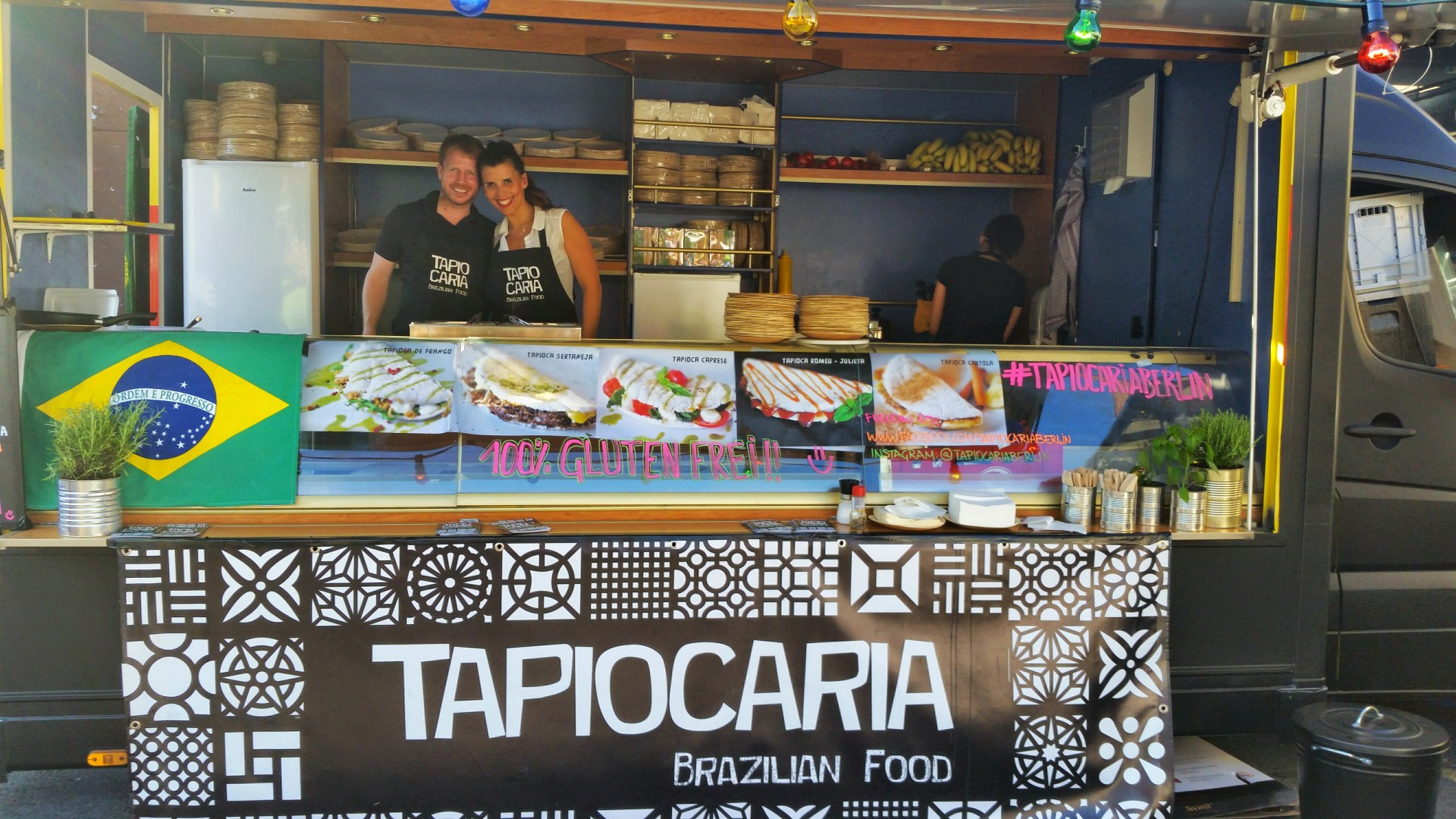 Meet the Business # 9 | Tapiocaria Berlin