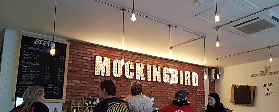 The Mockingbird Theatre and Bar