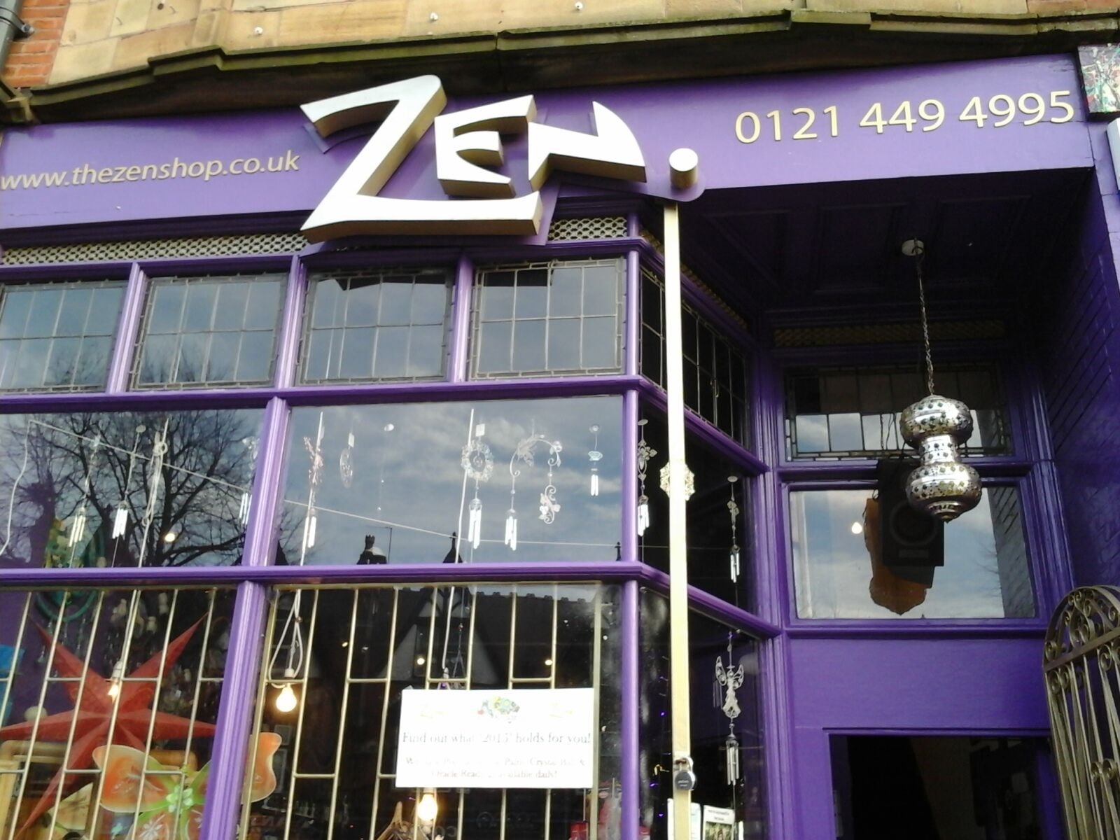 Zen Shop in Birmingham