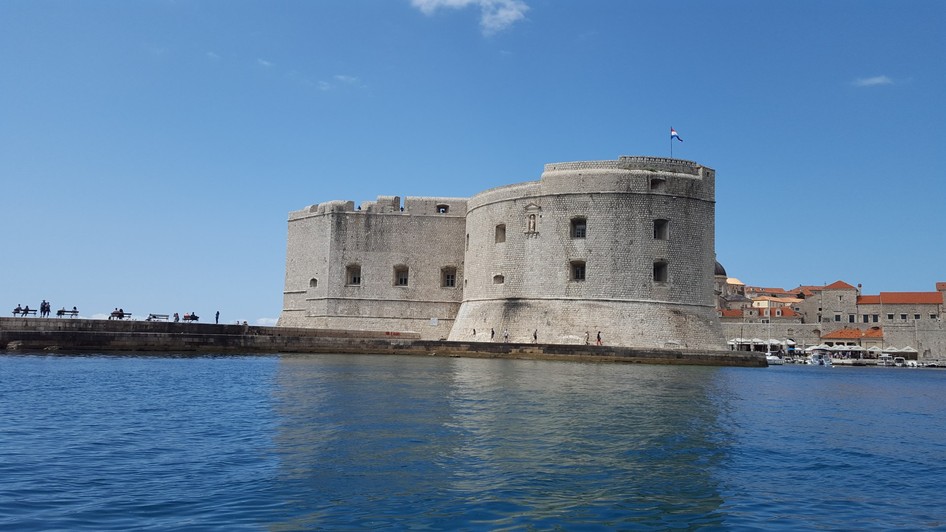 Dubrovnik Day 2 | The walls, Lokrum island and Game of Thrones