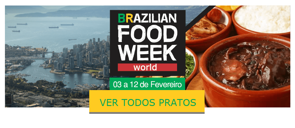 Brazilian Food Week  – Homemade food festival brings together Brazilians around world