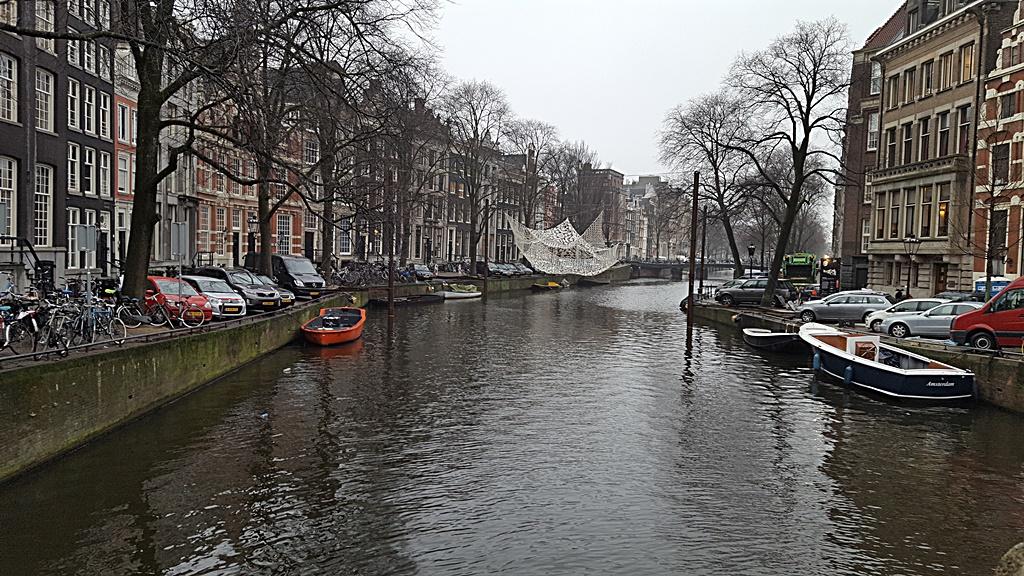 Flat at Spaarndammerbuurt, Amsterdam