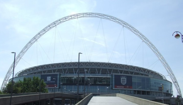 Travel Notes | The Wembley Stadium tour
