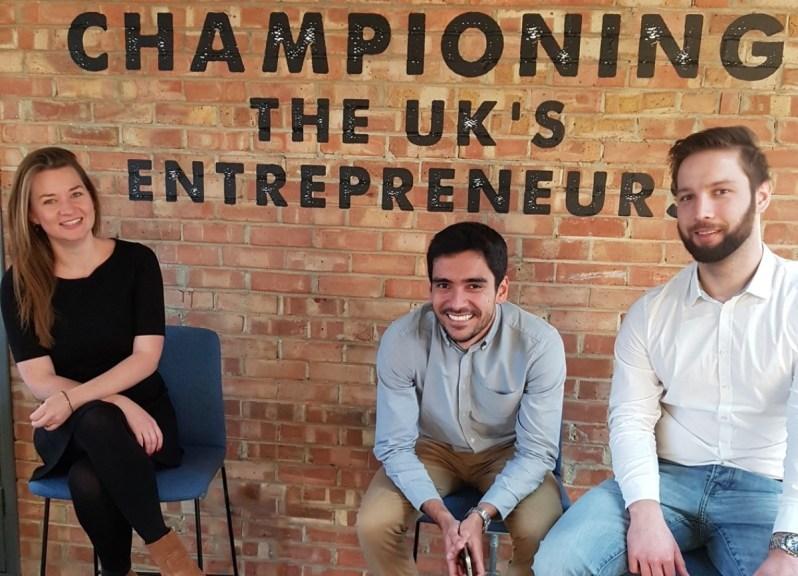 Gartenzwerg at Entrepreneurial Spark London - Copy
