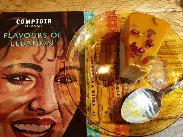 What I Ate Wednesday | Lebanese flavours at Comptoir Libanais, Birmingham