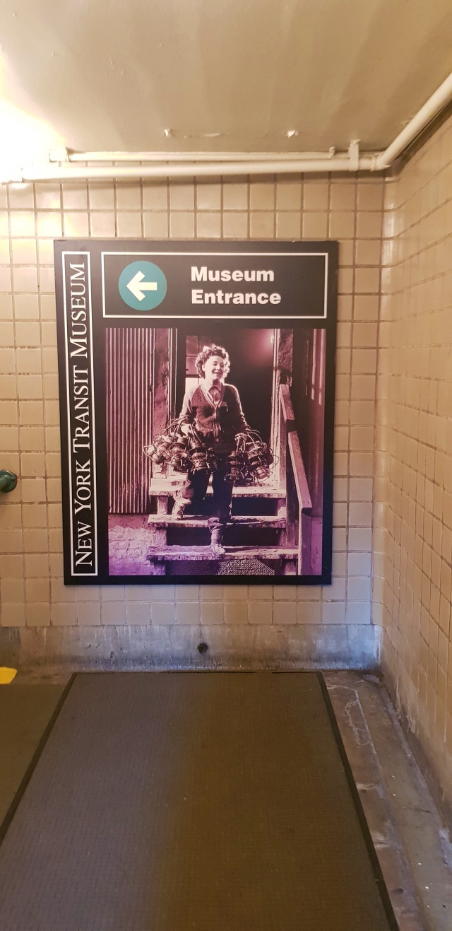 Visiting the Transit Museum in Brooklyn | New York