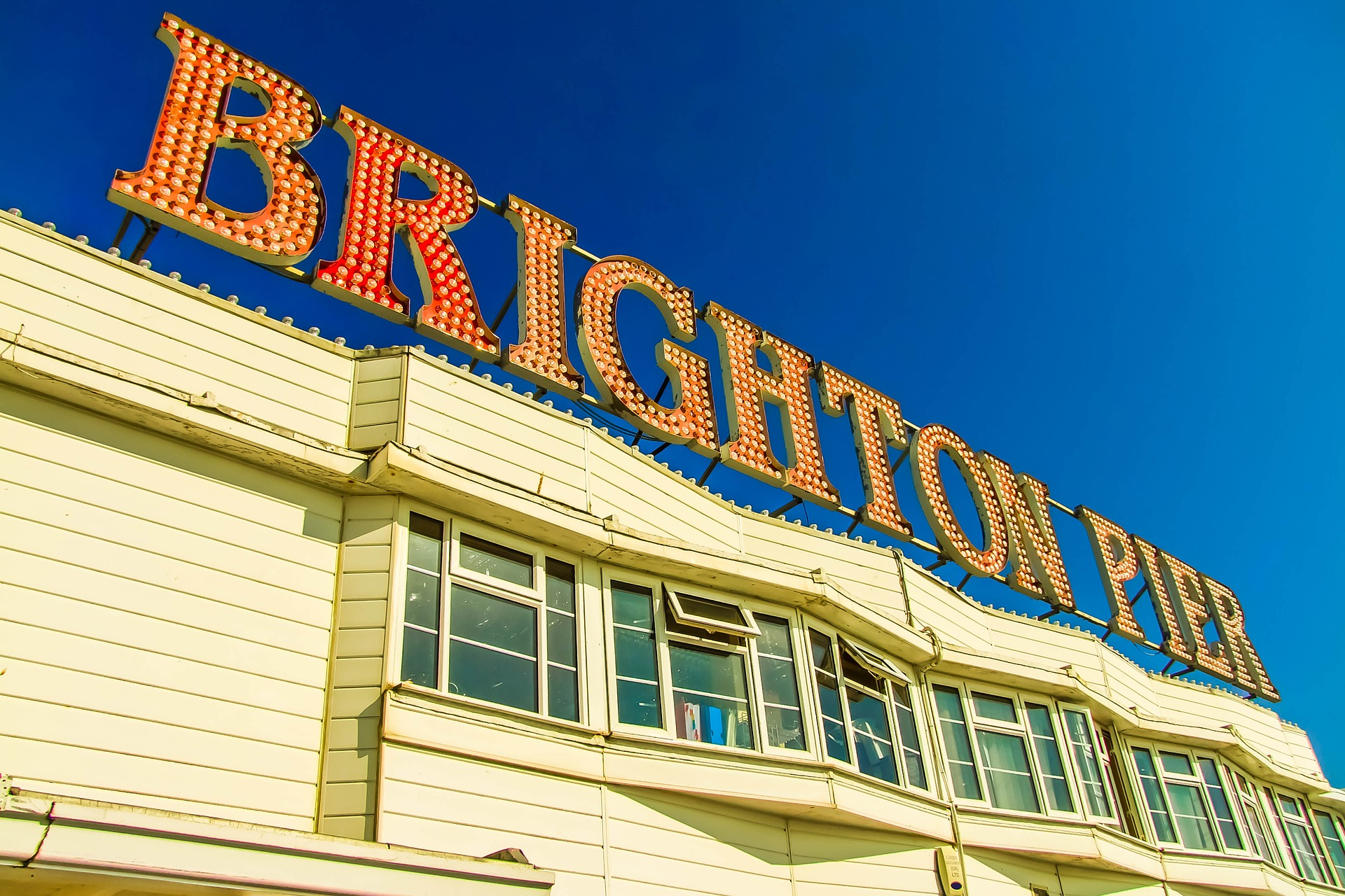 The story behind Brighton's iconic buildings
