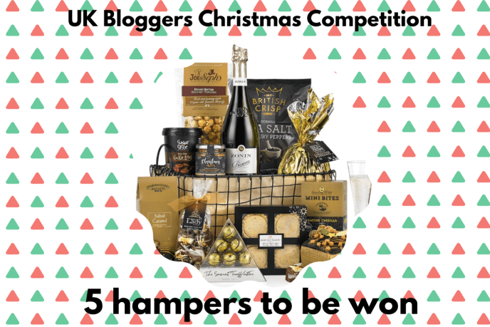 UK Blogger Xmas Giveaway 0