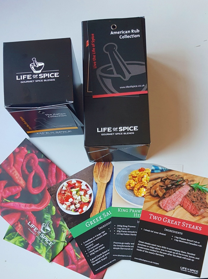 Win Life of Spice – Gourmet Spice Blends | Review + Giveaway