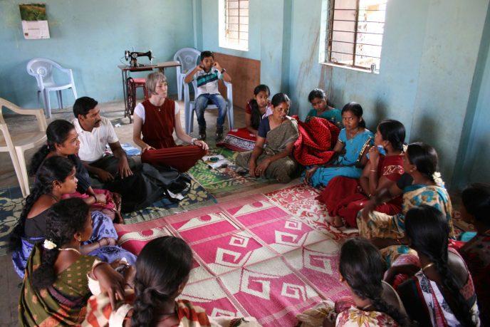 Fritha training in Tamil Nadu