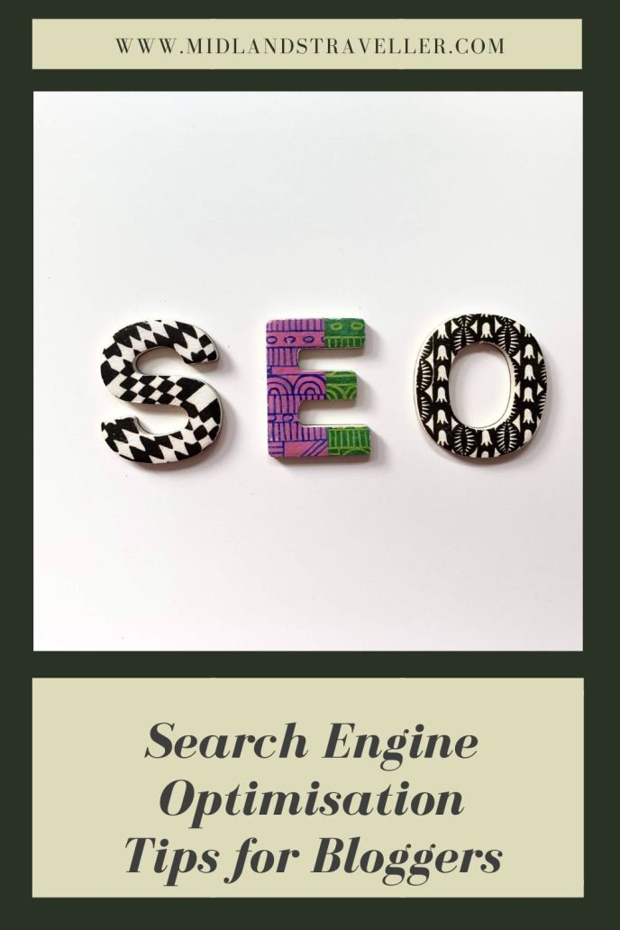 Search Engine Optimisation Tips for Bloggers