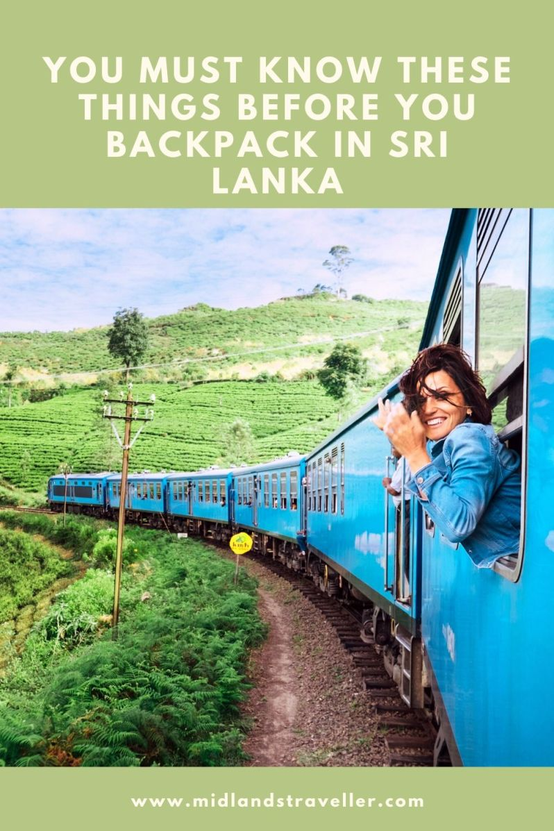 You Must Know These Things Before You Backpack in Sri Lanka