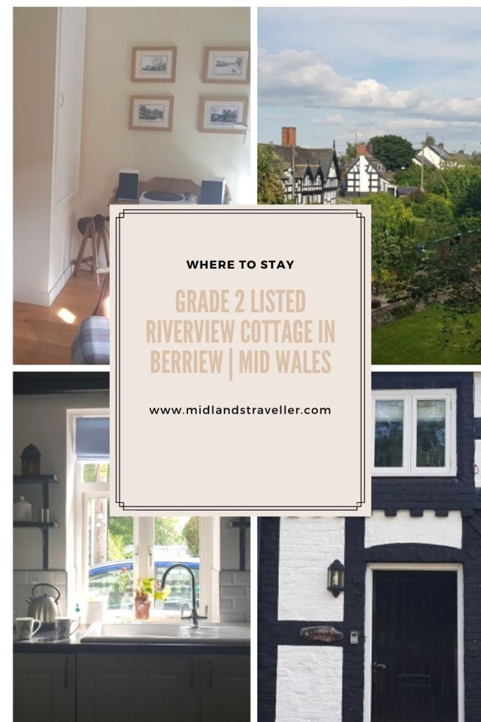 Grade 2 Listed Riverview Cottage Review in Berriew _ Mid Wales