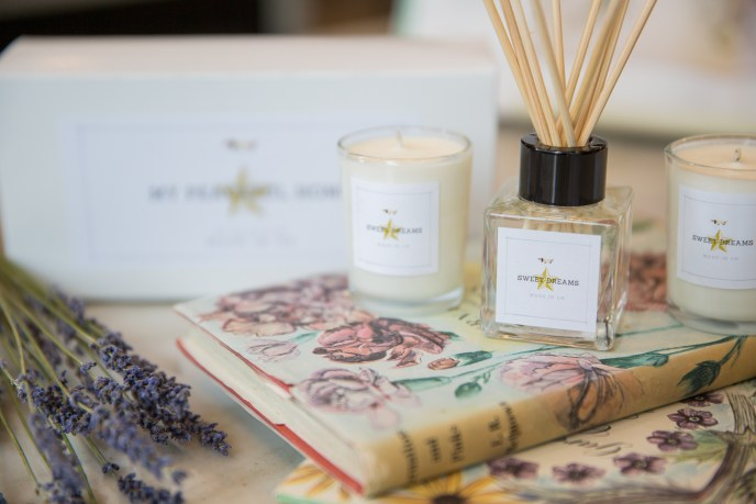 Votive Candle & Diffuser Gift Set