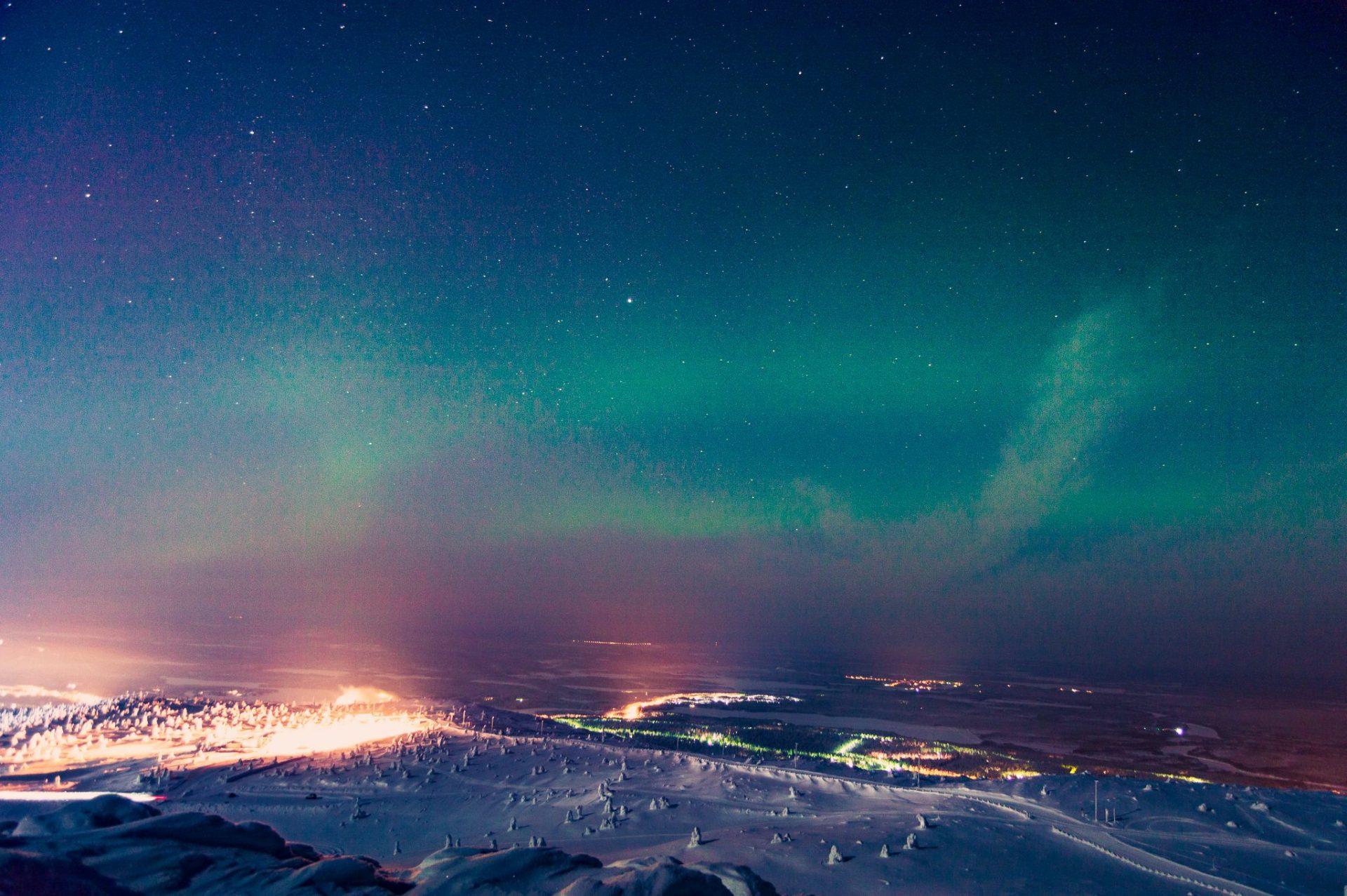 Winter Activities in Levi | Finland