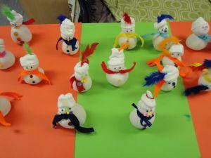 Snowmen 2nd class