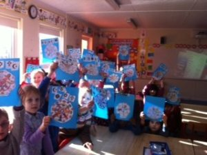 Senior infants M Elaine world religion day (2)