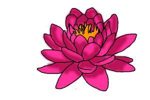 Yoga flower