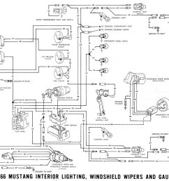 1966 mustang lighting wiring diagram enthusiast wiring diagrams u2022 rh rasalibre co 1966 ford truck wiring [ 1500 x 978 Pixel ]