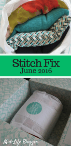 Stitch Fix June 2016