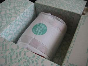 Beautifully packaged Stitch Fix