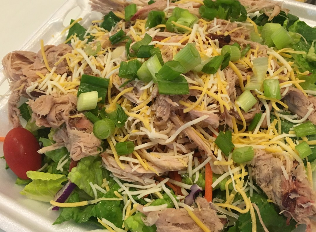 BBQ Station Salad by Mid-Life Blogger