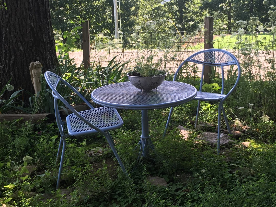 Be Still Garden Seat