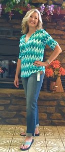 Kate Boyfriend Jean by Kut From The Kloth on Mid-Life Blogger