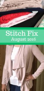 Stitch Fix August