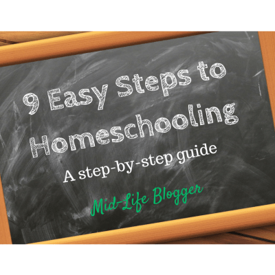 9 Easy Steps to Homeschooling