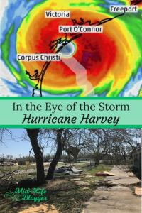 In the Eye of the Storm ~ Hurricane Harvey