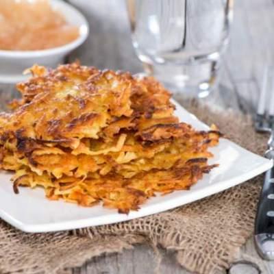 3 Different Ways To Prepare Potato Latkes