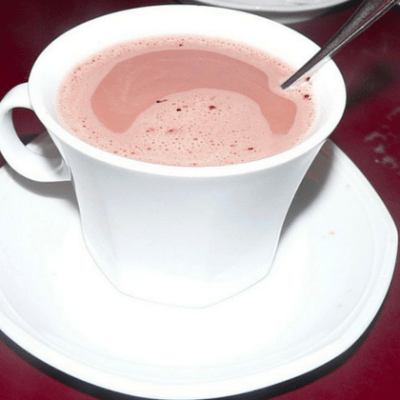 Hot Chocolate Made Skinny