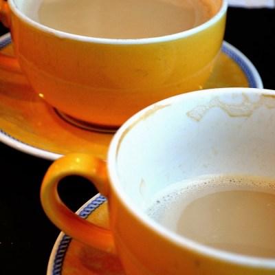 Granddaddy, Coffee and Sweet Memories