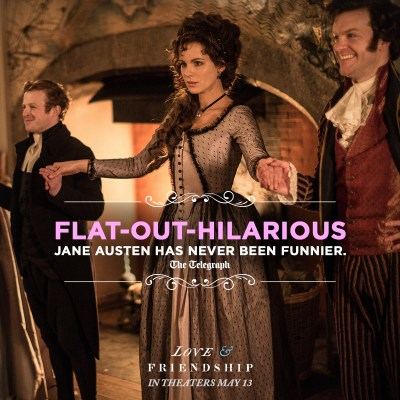 Love and Friendship Movie Giveaway