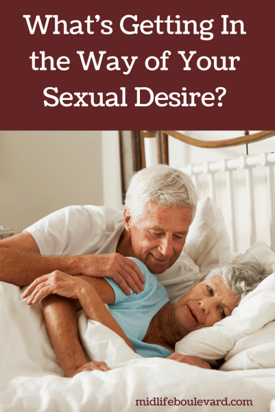 What's Getting In the Way of Your Sexual Desire?