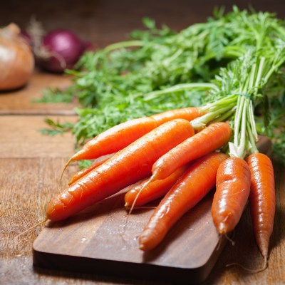 30 Minute Carrot Soup Recipe
