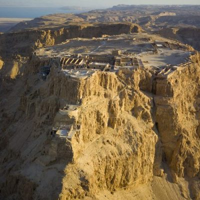 A Visit to Israel: Masada and the Dead Sea