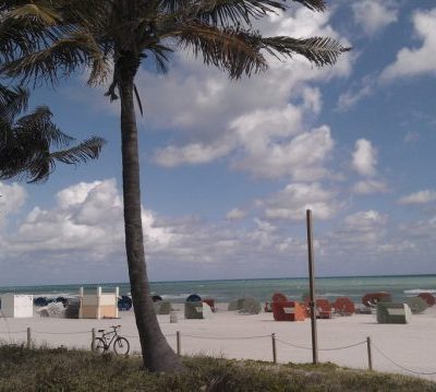 Visit to South Beach