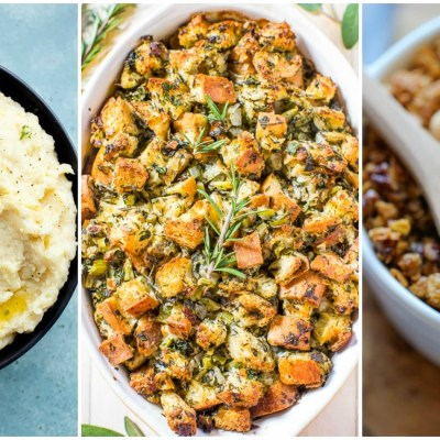 10 Easy & Traditional Thanksgiving Sides