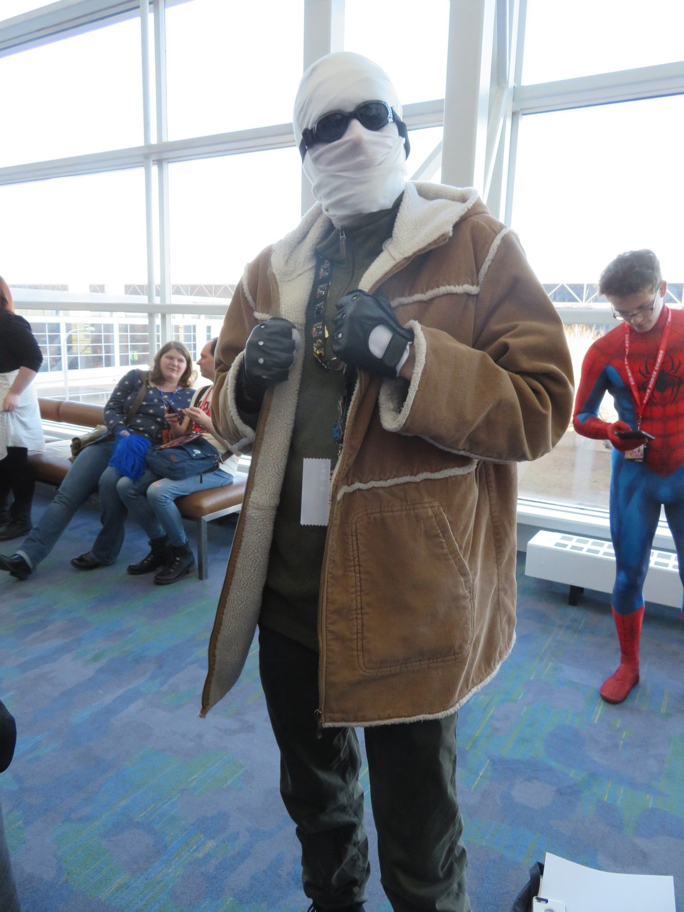 C2E2 2019 Photos Part 3 Marvel and DC Cosplay  Midlife