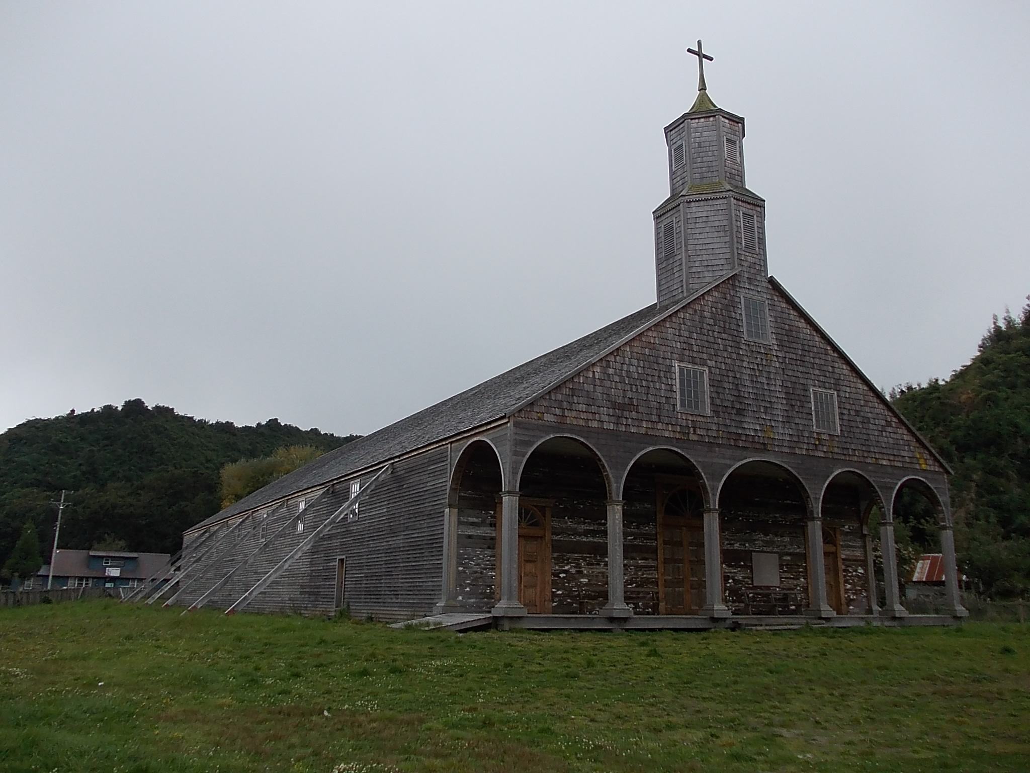 Churches Of Chiloé  Jackie's Mid Life Crisis Gap Year