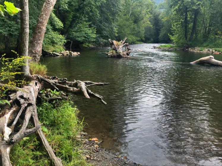 Occonoluftee River