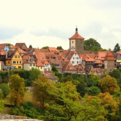 Fairy Tale in Rothenburg ob der Tauber