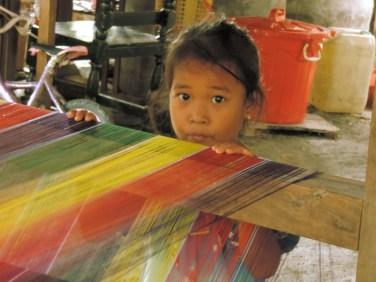 Silk Weaving in Sengkang