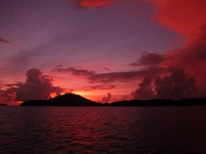 Sundowner Tobago Cays
