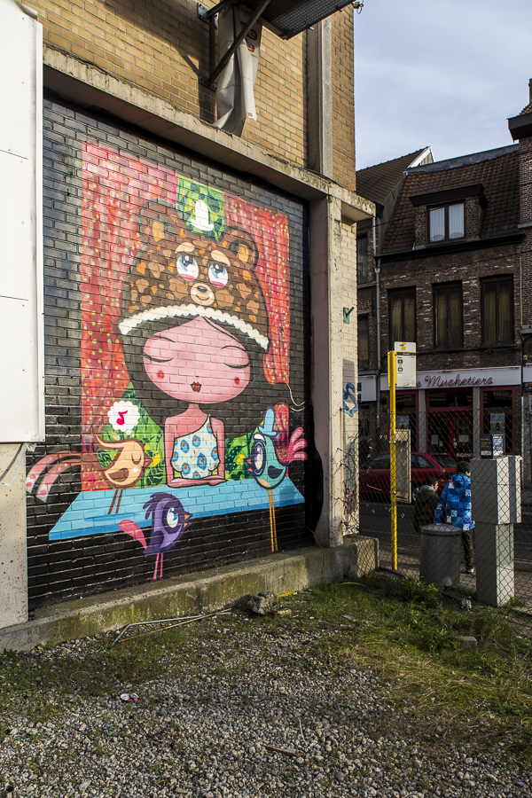 Graffiti Gent