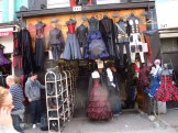 Off-beat, different, grungy and very cool. Camden Markets, London